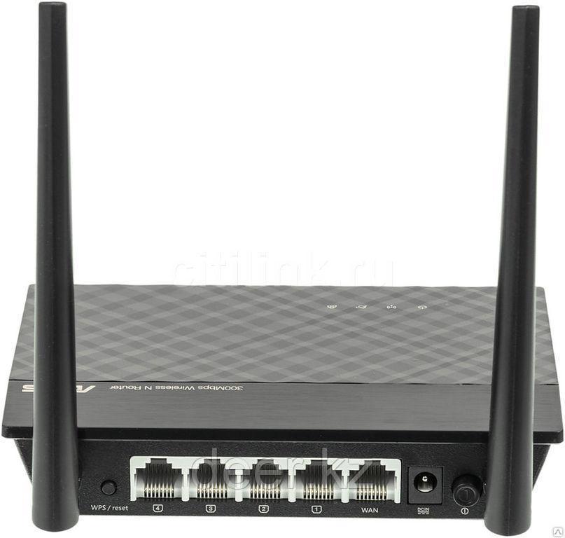 ASUS RT-N11P (RU) Многофункциональный беспроводной маршрутизатор