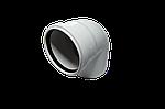 Отвод канализационный д50*90, фото 2