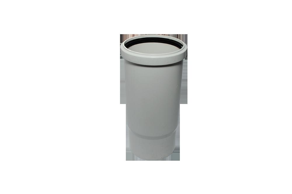 Патрубок компенсационный канализация д110