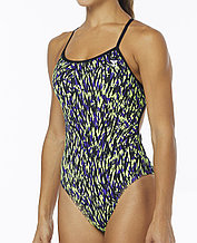 Купальник слитный TYR Rasguno  Crosscutfit Tieback Swimsuit 728