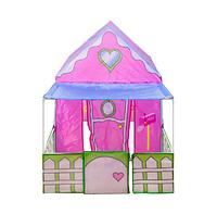 Детская игровая палатка домик с верандой.