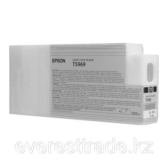 Картридж Epson C13T596900 SP 7900 / 9900 светло-серый