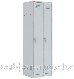 Металлический шкаф для одежды ШРМ – 22М