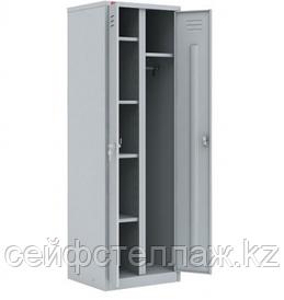 Металлический шкаф для одежды ШРМ – 22У