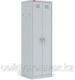 Металлический шкаф для одежды ШРМ – АК 500