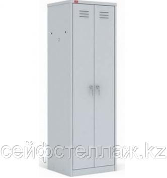 Металлический шкаф для одежды ШРМ - АК 800