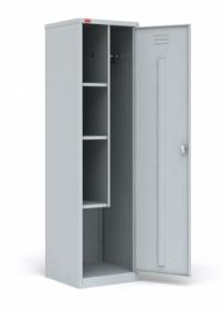 Металлический шкаф для одежды ШРМ - АК У