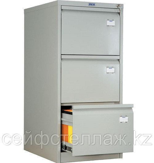 Картотека металлическая ПРАКТИК AFC-03
