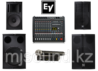 Комплект пассивной акустики Electro-Voice Tour-X