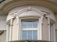 фасадное обрамление окон