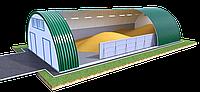 Строительство зернохранилищ, зерноскладов, хранилищ злаковых культур