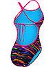 Купальник TYR Fresno Crosscutfit Tieback Swimsuit 185, фото 4