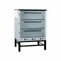 Печь хлебопекарная электрическая ХПЭ-500 оц. (1160х1050х1625 мм, 19,2кВт, 380В)