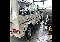 Электрические выдвижные пороги подножки LONG для Mercedes-Benz G-class, фото 1