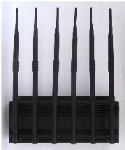 """Глушилка стационарная """"Пиранья Х6-УКВ"""" 18W, до 40 метров, фото 2"""