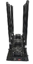 """Глушилка дронов """"Пиранья DRON X8-PRO-180"""" 180W, до 800 метров, фото 2"""