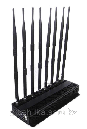 "Глушилка стационарная ""Пиранья Х8-5G/GSM+"" 19W, до 40 метров, фото 2"