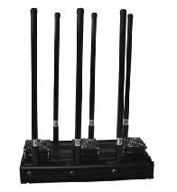 "Глушилка стационарная ""Пиранья Х6-PRO180 GSM/DCS"" 180W, до 100 метров, фото 2"