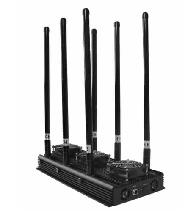 "Глушилка стационарная ""Пиранья Х6-PRO180 GSM/DCS"" 180W, до 100 метров, фото 3"