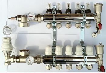 Трубы и комплектующие. Бренд Herz