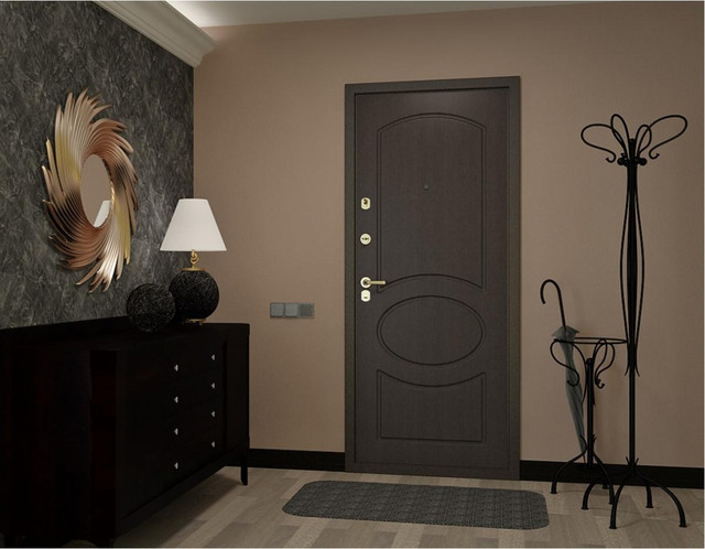 Входные (металлические) двери