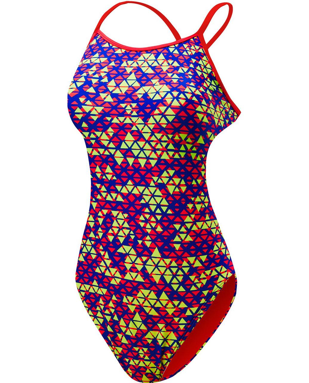 Купальник TYR Women's Modena Trinityfit Swimsuit 638 - фото 3