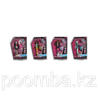 "Ручка объемная с подставкой ""Monster High 3D Doll Pen. 4 Assorted"""