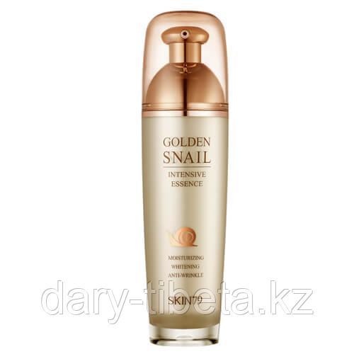 Skin 79 Golden Snail Intensive Essence-Эссенция для лица с улиточным муцином