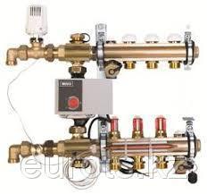 Модуль управления для напольного отопления