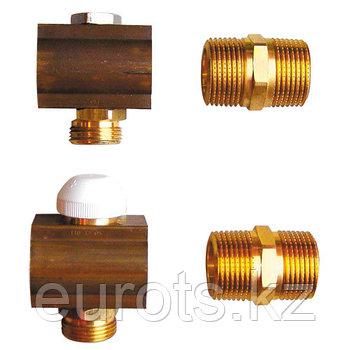 ГЕРЦ-комплект отдельных отводов с термостатическими буксами