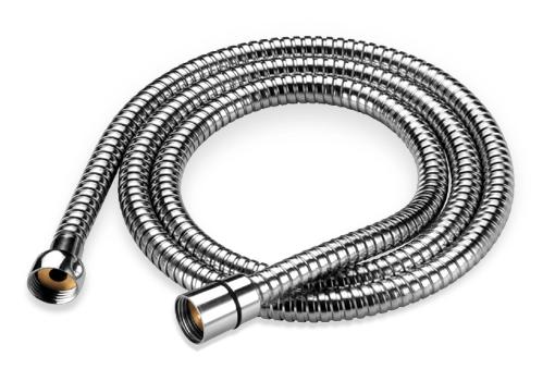 Шланг для душа 15х15 150см Casela CLМ43 (150см-190см)