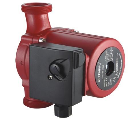 Насос циркуляционный GREENPRO RS 40/8GF (L200mm)  с флянсом