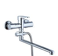 Смеситель Zegor однорукий для ванной PUD6 A045