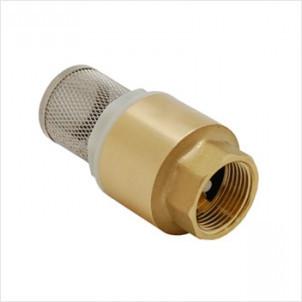 Обратный клапан с сеткой - 25
