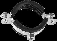 Хомут трубный 75-80 mm