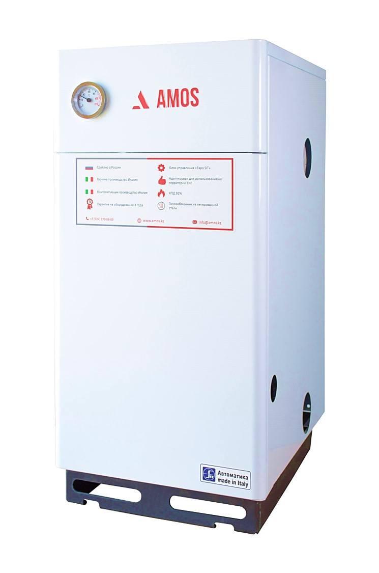 AMOS КС-Г-16 Напольный газовый котел - фото 2
