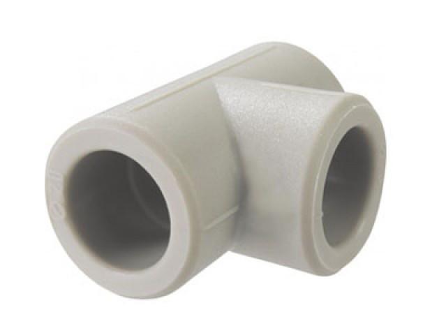 Ппр Тройник dn 25 мм (серый) Полипропиленовые