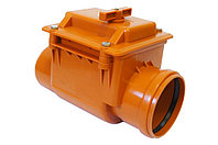Обратный клапан для канализации 110