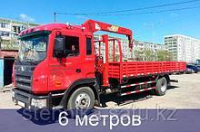 Услуги манипулятора в Алматы