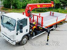 Аренда грузовой машины для перевозки жби
