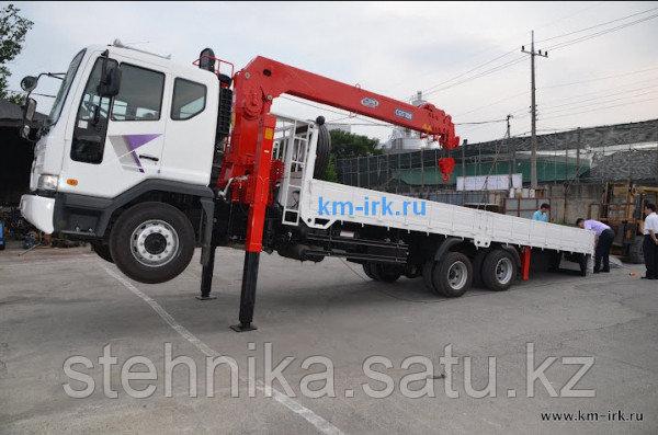 Доставка бетонных колец в Алматы
