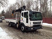 Манипулятор Алматы и области