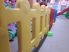 Детский забор пластмассовый (ограждения) 1 м