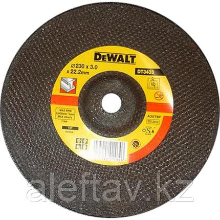 Шлифовальный диск 230 X 6X 22.23 D7981 DeWalt, фото 2