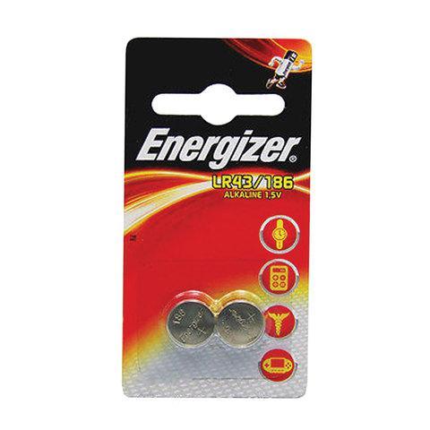 Батарейка Energizer LR43/186      AG12
