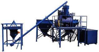 Оборудование для инертных материалов