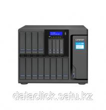 "Cетевой RAID-накопитель, Qnap TS-1685-D1521-8G 12 отсеков 3,5"", 4 отсека 2,5"", 6 портов M.2"