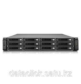"""Cетевой RAID-накопитель, Qnap TES-1885U-D1521-8GR  12 отсеков для HDD, 6 отсеков для SSD 2,5"""""""