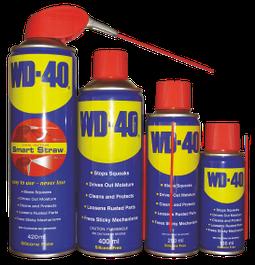 Универсальный многоцелевой спрей WD-40