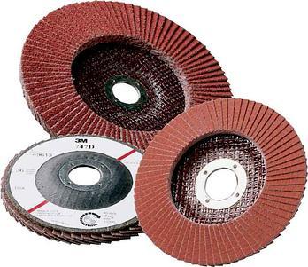 Круги торцевые, лепестковые шлифовальные, зачистные, полировальные для УШМ и дрели